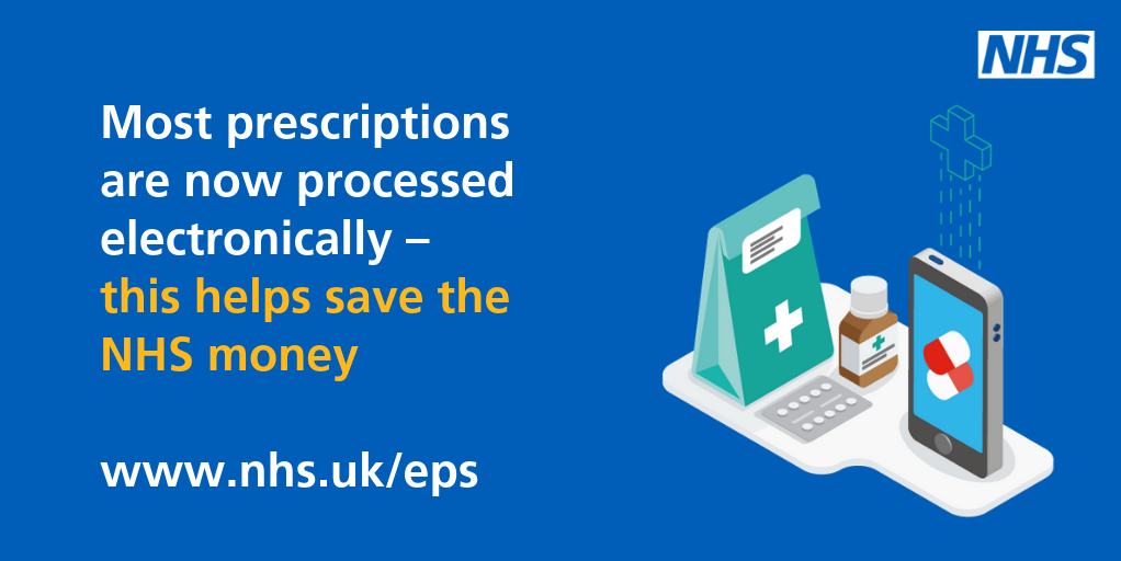 Electronic Prescriptions Service information